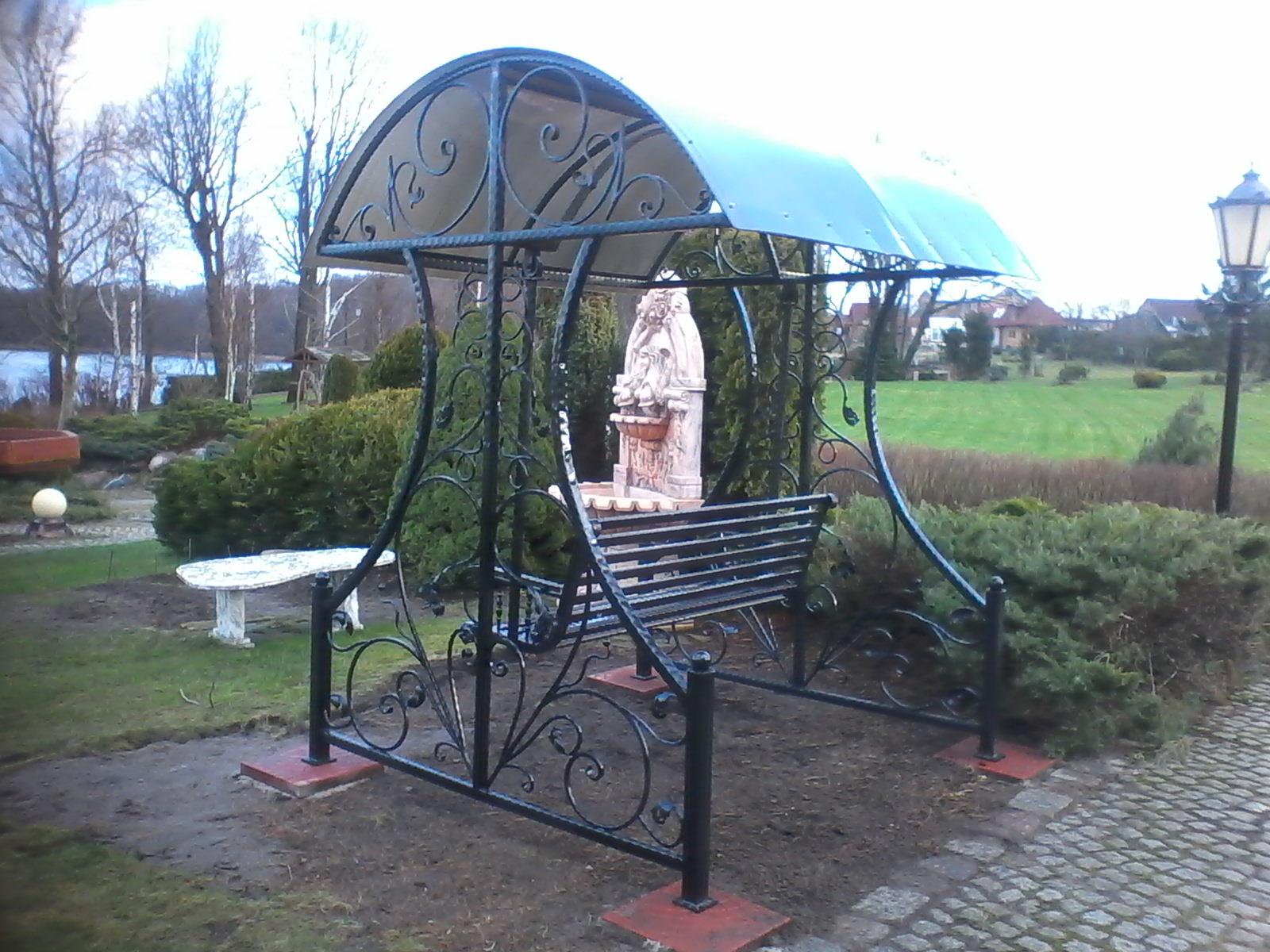 Козырек-качеля