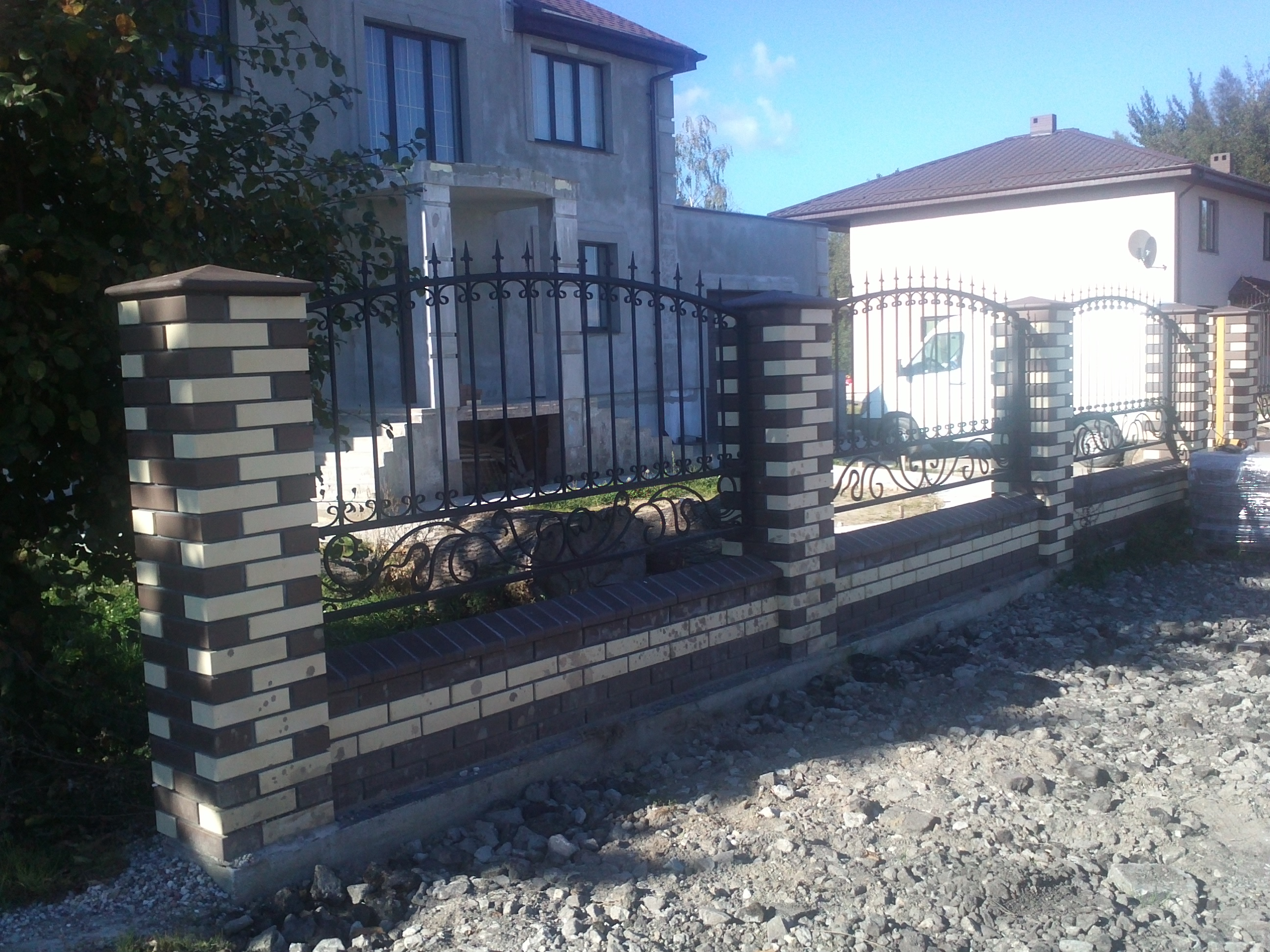 Забор Астон-2